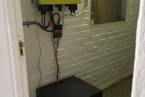 NWP (Kosmos - Madibeng) 3.96 kWp with 7.2 kWh storage